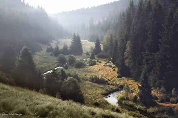 European landscapes