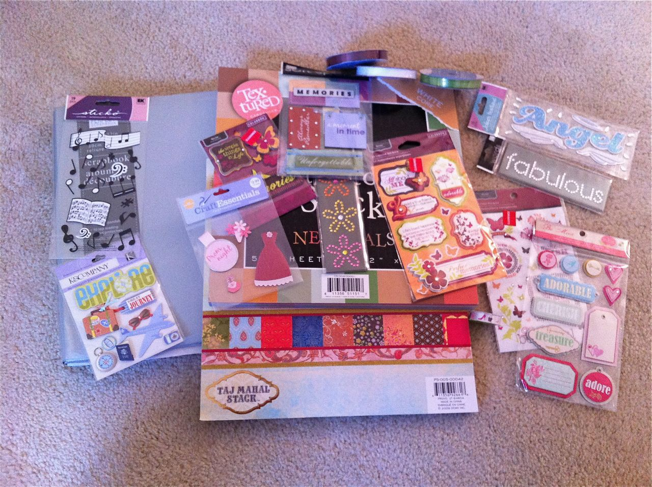 Its All About Scrapbooking Scrapbooking
