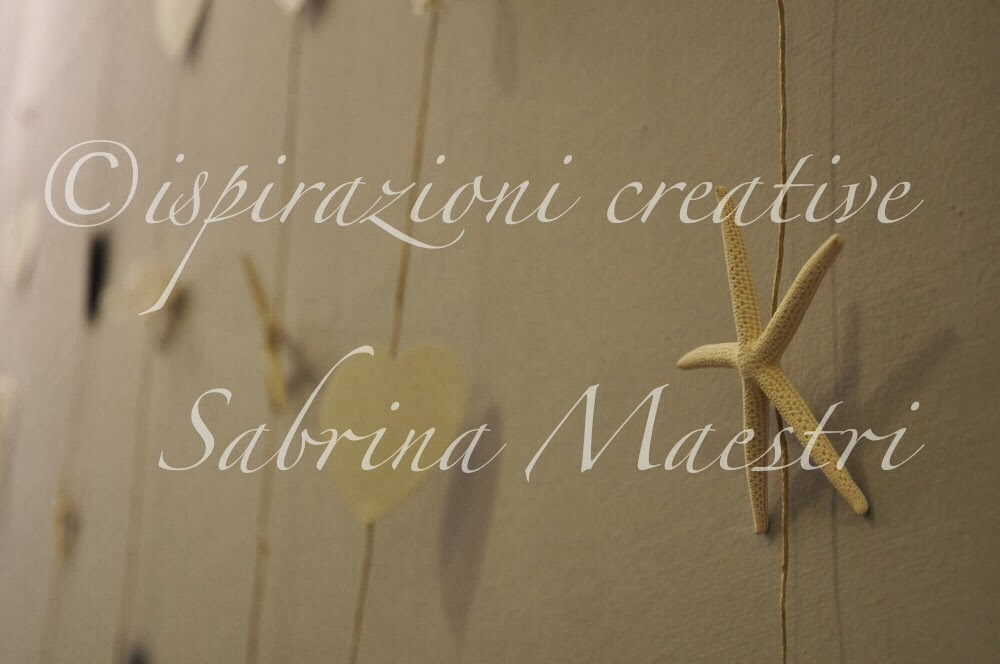 Ispirazioni creative Sabrina Maestri