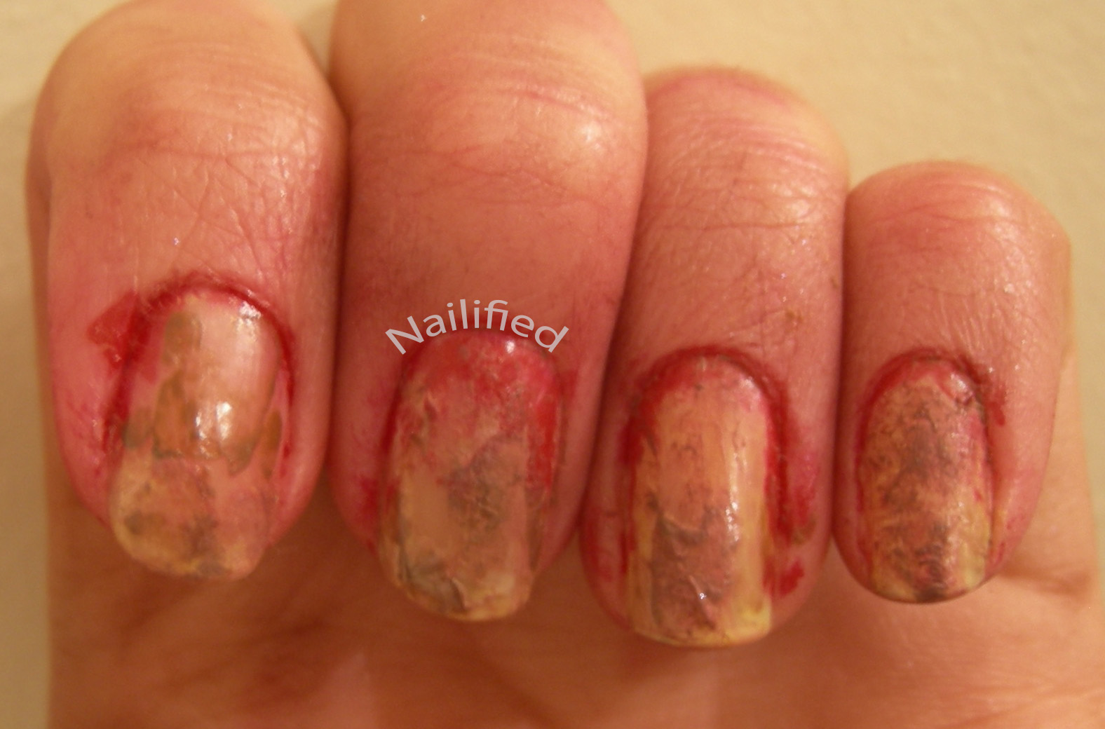 Nailified: TIHC Oct 15: Zombies