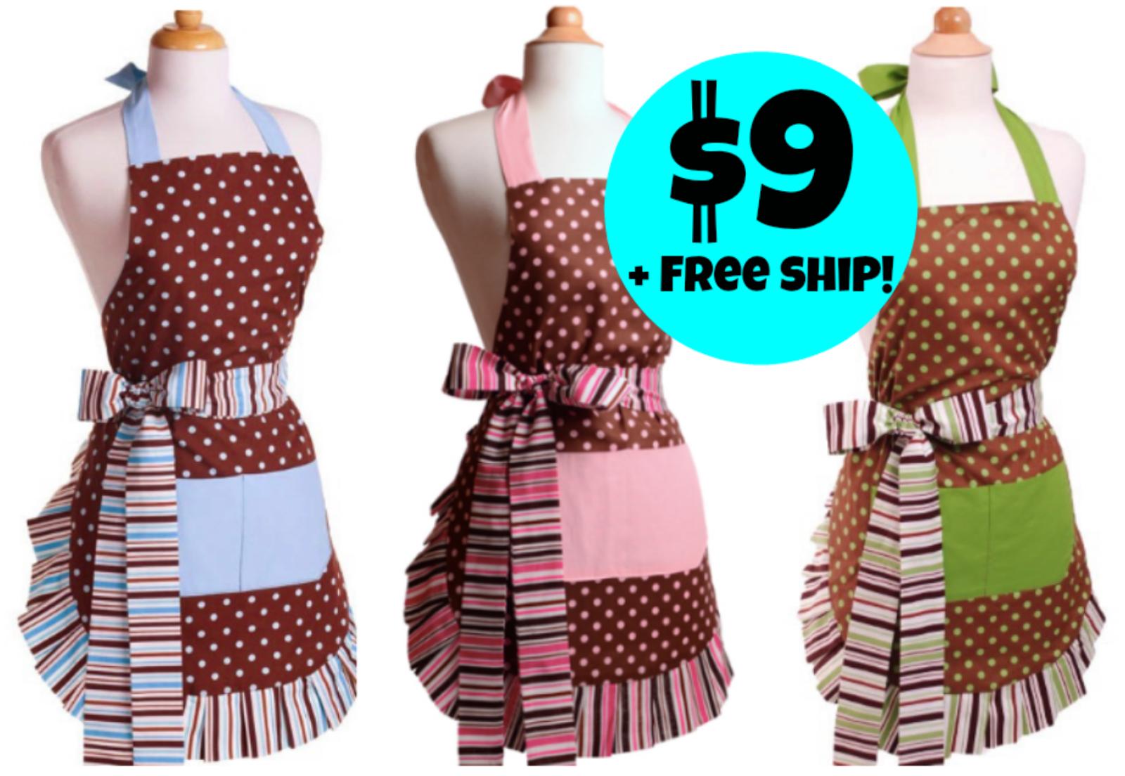 http://www.thebinderladies.com/2015/02/flirty-aprons-womens-chocolate-aprons.html#.VOTALkLduyM