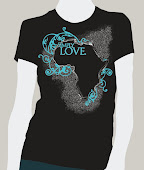 Ladies Black Unisex Shirt