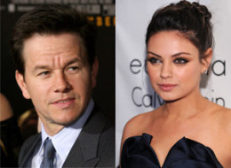Mila Kunis Starring with Mark Wahlberg In 'Ted' American Comedy Film 2012