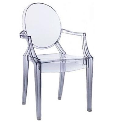 Sweetheart studio ghost chair craziness for Chaise ghost starck