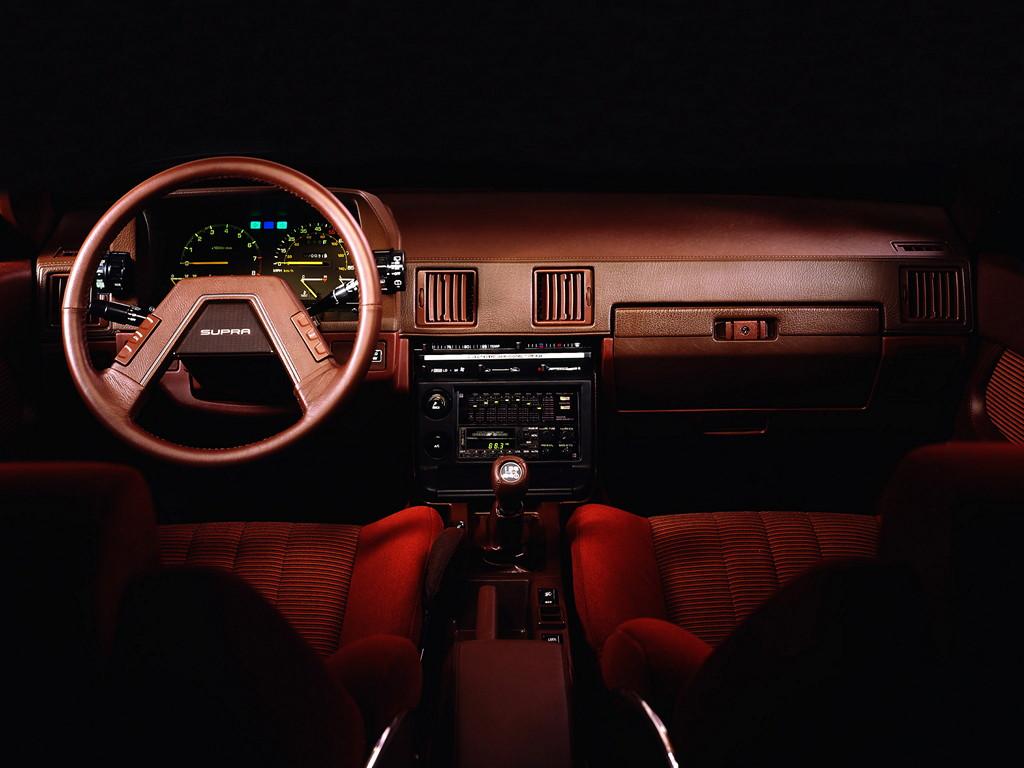 Toyota Celica, XX, Supra, MK2, A60, JDM, tuning, youngtimer, klasyk, japoński sportowy samochód, coupe, zdjęcia, wnętrze, interior, 日本車, チューニングカー, スポーツカー, トヨタ