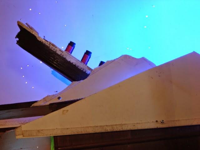 Stars of the Titanic video