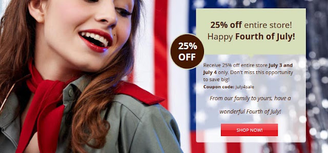 ASDM Beverly Hills 4th of July Sale!
