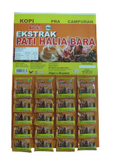Bio Health Food Industries: KOPI ADUKA HALIA BARA BIOHEAlTH