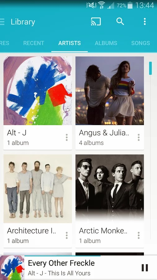 Shuttle+ Music Player v1.4.9