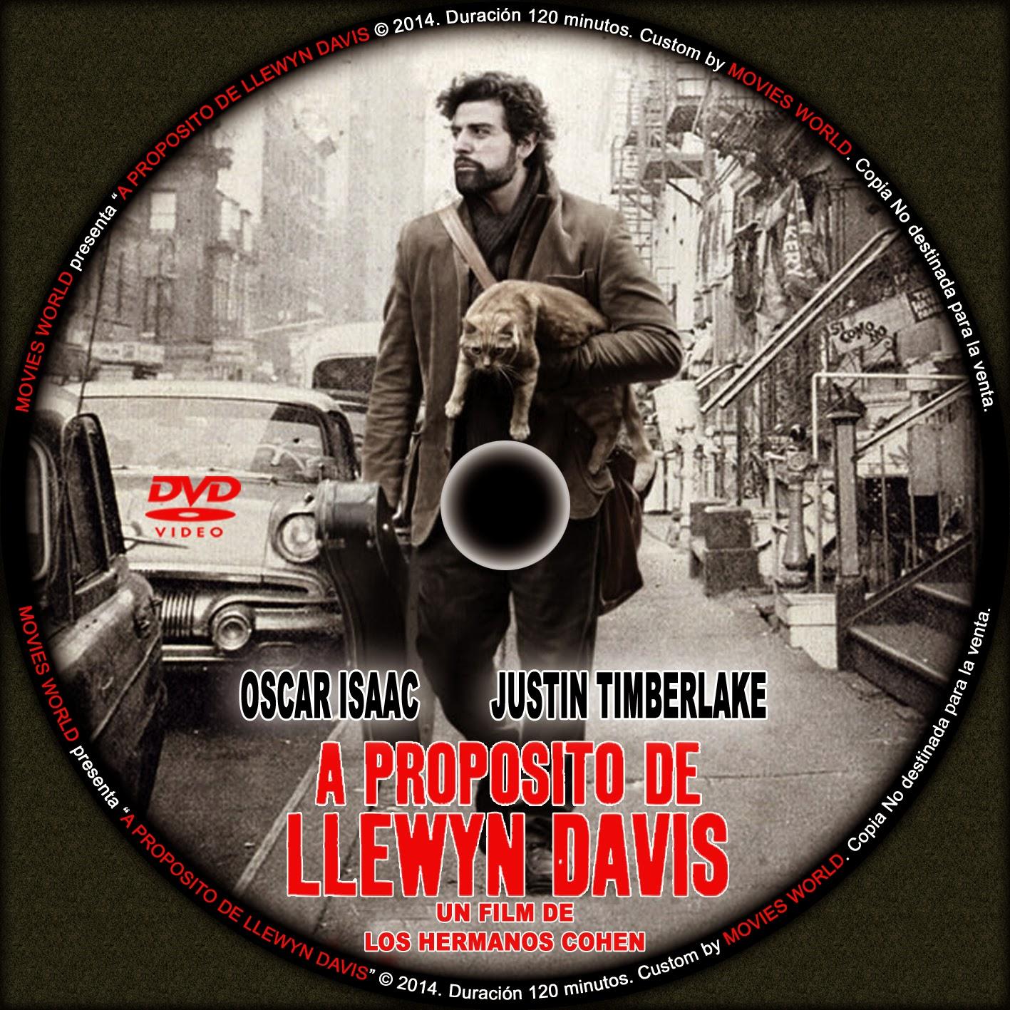 Inside llewyn davis dvd