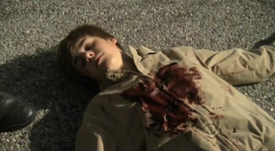 justin bieber shot in csi. justin bieber on csi dead.
