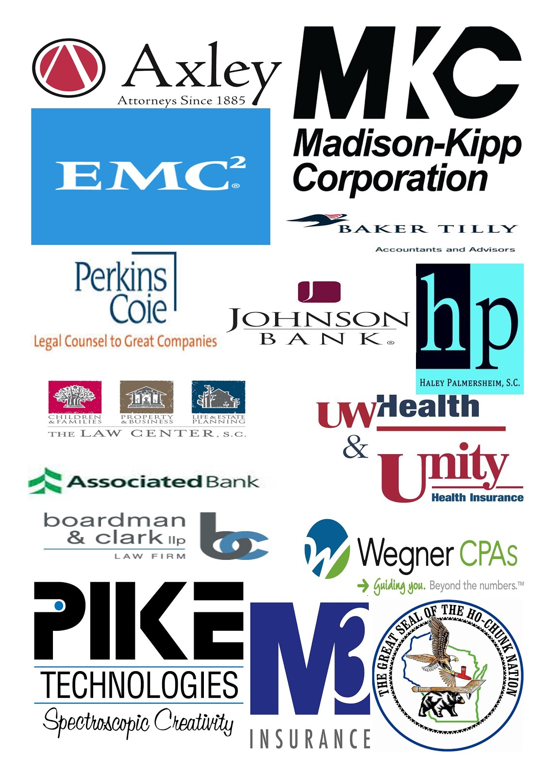 Special Thanks to our Corporate Sponsors