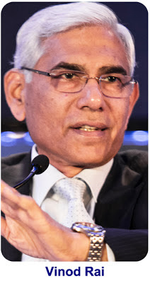 Vinod Rai, Former CAG