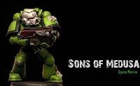 Marines Espaciales de los Hijos de Medusa