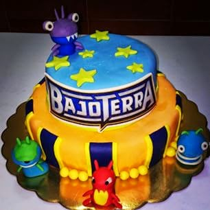 Tortas Bajoterra, parte 3