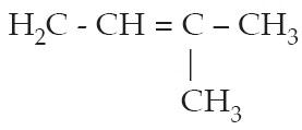 3-metil-2-butena