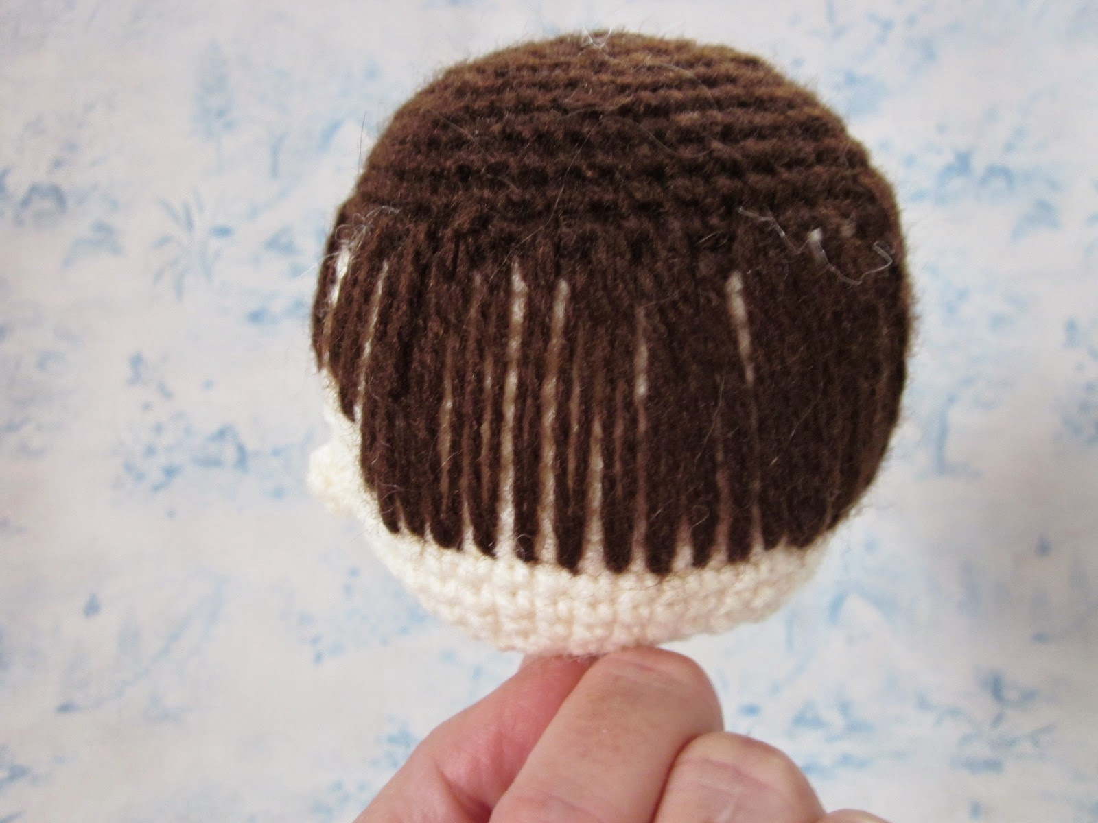 Amigurumi Hair Cap : By hook hand