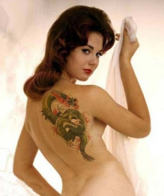 Dragon Tattoos for Sexy Girl