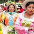 Carnaval de Tupiza recuperó la alegre tradición chicheña