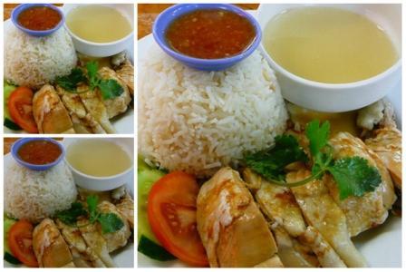 resep nasi hainan lengkap chinese food halal   area halal
