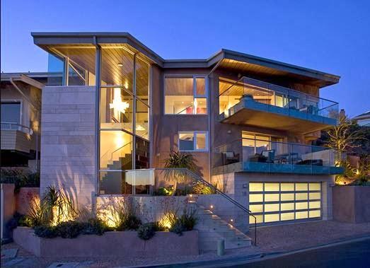 Fachadas de casas fachadas de casas tradicionales for Exteriores de casas modernas