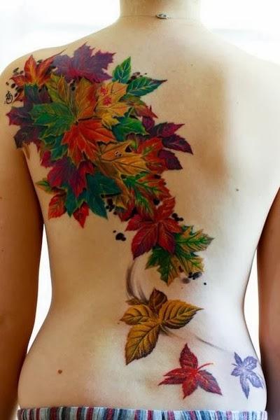 The Best Women Tattoos (Gallery 5)
