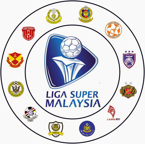 Jadual Perlawanan Liga Super
