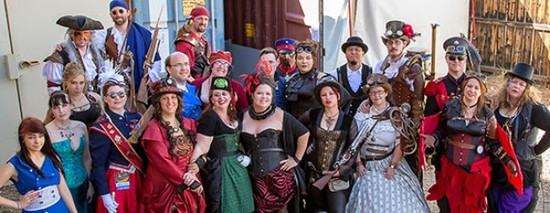 Steampunk Convention 4
