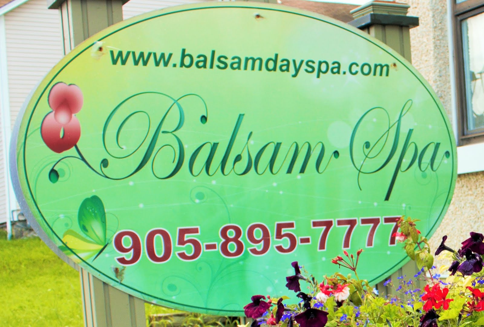 Relax, Renew, Rejuvenate @ Balsam Spa