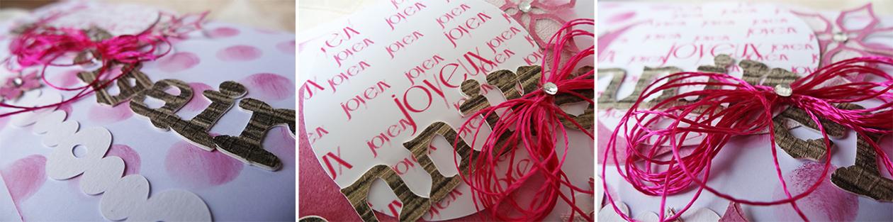 Paillettes fuchsia papier peint duplex lisse Chantemur - Papier Peint Rose Fuchsia