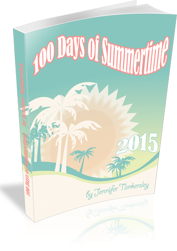 100 Days of Summertime 2015 eBook