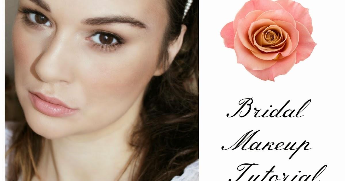 How To Do Bridal Makeup Tutorial : beautiful me plus you: How to do Bridal Makeup - Tutorial