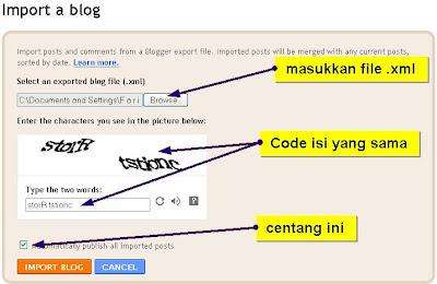 import blog untuk MENCARI DOLLAR DARI ADF.LY