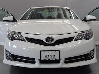 2012 Camry Lou Fusz Toyota