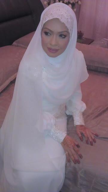 Sharifah Khasif kahwin