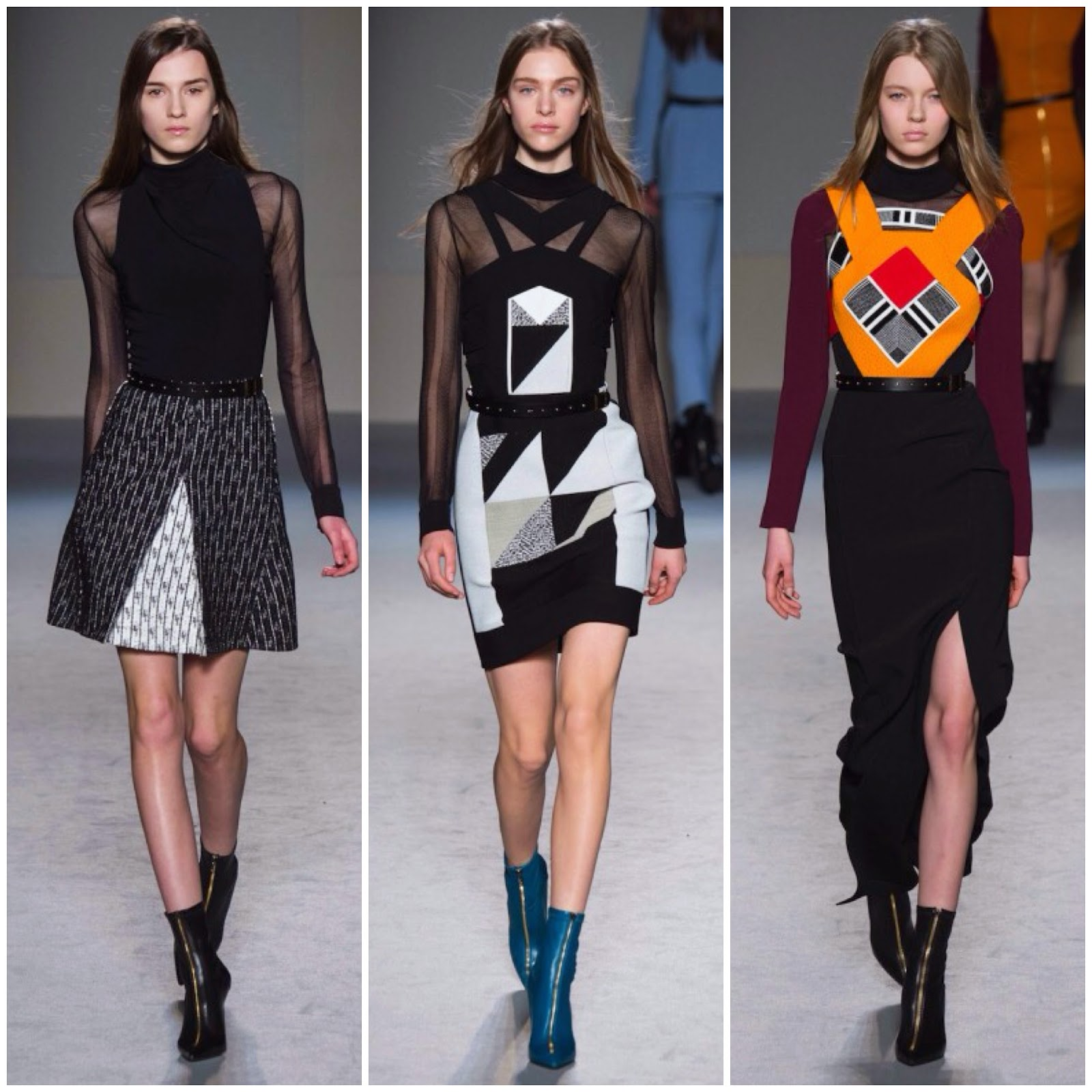 Roland Mouret herfst winter collectie 2015