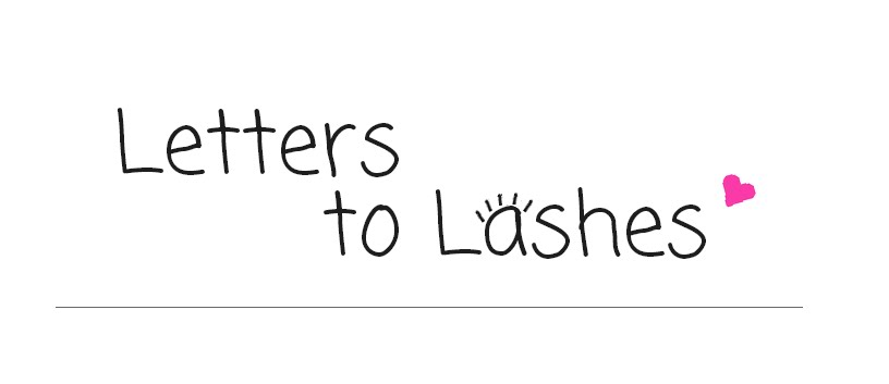 Letters to Lashes