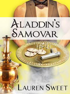 Review: Aladdin's Samovar by Lauren Sweet