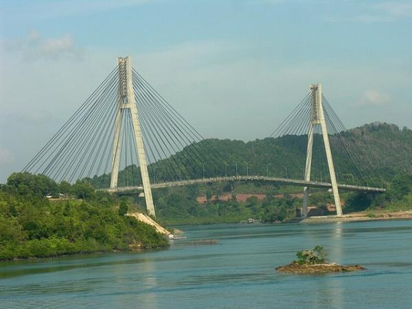 Sejarah Jembatan Barelang Batam