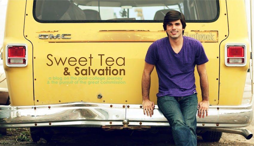 Sweet Tea & Salvation