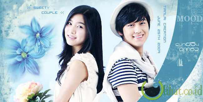 Kim So Eun - Kim Bum