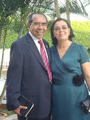 Bispos Manoel Pedro e Benedita Souza