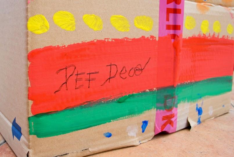 Taller de creactividad: Diy totem de cartón