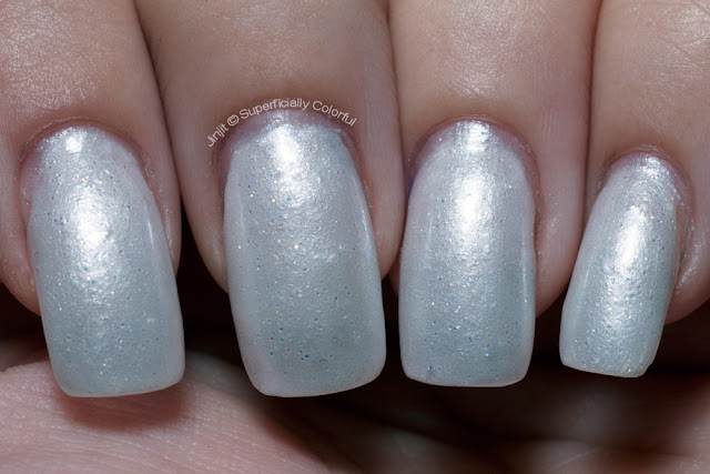 The Nail Junkie - Snowflake