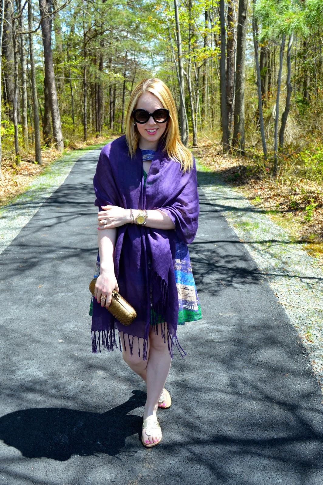 summer-dress-with-shawl
