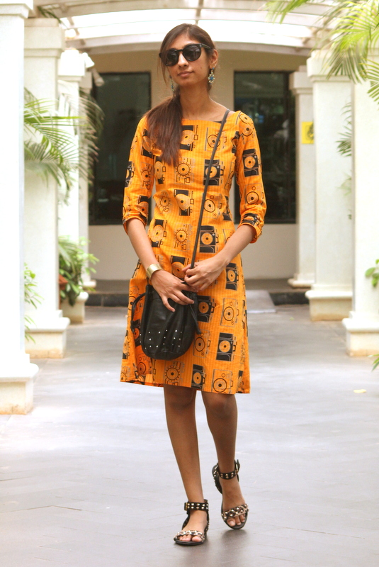 shift dress, how to make a shift dress, indian fashion blog, top indian fashion blog, best indian fashion blog, how to wear shift dress, the girl at first avenue, hyderabad fashion blog
