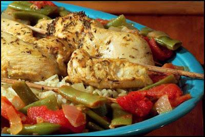 Lebanese Marinated Chicken Recipe