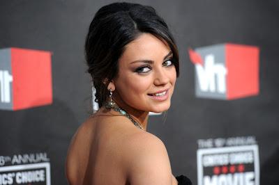 Mila Kunis 2012