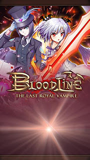 Screenshots of the Bloodline: The last royal vampire for Android tablet, phone.