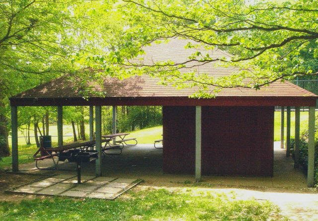 The pavilion at round tree park fairfax county government
